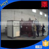 Electric heated firewood vacuum dryer machine 2016 factory sale hf dry chamber