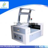 Auto focus co2 laser system Mini60 for wood Mat Board Melamine cutting and engraving machine