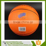 rubber training indoor and outdoor basketball balls basketball electronic basketball game