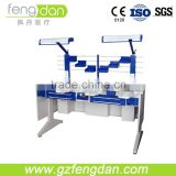 Modern Design Double Dental Lab Workstation Desk