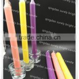 Hot selling Taper candle/church candles/led taper candles