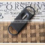 V Blade Plastic Pocket Cigar Cutter Guillotine