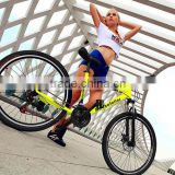 Bicycle 26 Inch 21-Speed Mountain Student Car High Carbon Single Adult Bike Sell Like Hot Cakes!