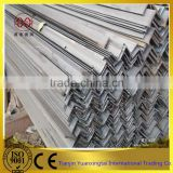 factory price slotted angle bar/steel angle bar manufacturers/China equal bars angle steel