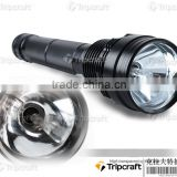 Ballast for HID Xenon Flashlight,75w hid flashlight Rechargeable Torch