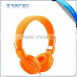headband over ear headphone wholesale / china exported cheap wired headphone/custom brand headphone