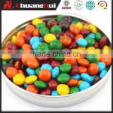 High Quality Bulk Chocolate Candy / 0.36g 9mm Chocolate Bean Candy