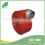 Irrigation PVC Flat Hose with camlock coupling