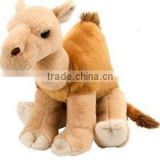 manufactured dromedary plush logo imprinted customized mascot stuffed wild animal toys