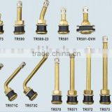 Clamp-in Metal Tire Valve for Truck and Bus