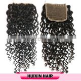 The Fastest Selling Item Soft Texture Malaysian Curly Hair Closure
