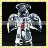 Delicate Crystal Angel Figurines For Couple Souvenirs