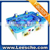 LSJQ-788 55inch big monitor ticket redemption game fishing mahcine arcade simulator amusement machine for 6 player for sale