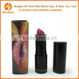 Color box Packing Matte Korea Pure Color Waterproof Lip Stick