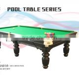 SBA Exclusive Pool Table