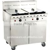 48L Standing LPG Gas Deep Fryer