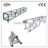 2016 truss aluminum concert DJ stage Srceen Lighting outside video spigot led stage Trussing tent