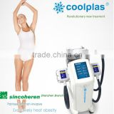 Hot sale Physical Efficiency Coolplas Cryo Lipolisis fat freeze anti cellulite Beauty equipment