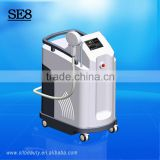 2015 New Dermatology 808nm diode laser in motion hair removal machine/equipment