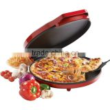 Family use 3 in 1 Deck baking Oven toaster pizza kebab machine pancake machine multifunction machine