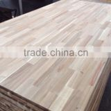Finger joint board made of Acacia wood in Vietnam