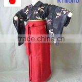 Japanese Traditional Kimono Comfortable & easy to wear