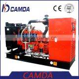 24--500KW power plant CAMDA H serires gas generator set for multifunction monitoring with CE and ISO certificate
