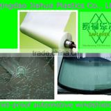 bulletproof window film for auto windshield