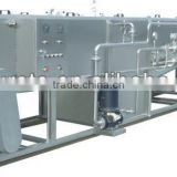Automatic Spraying Bottle Warming Tunnel/Machine, Cooling Tunel for Juice Production Line