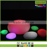 Pretty Decoration Inflatable LED Ball/Solar LED stone Light Outdoor/Pretty Large LED graden for Sale