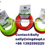 100% 15m nylon trimmer line for brush cutter trimmerhead
