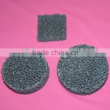 Filter Mesh for Solid SiC with Eyelet