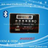 Digital amplifier module usb audio embedded mp3 fm bluetooth decoder board