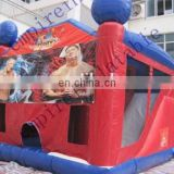 Best sale cheap inflatable bounce combos NC007
