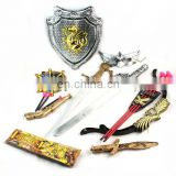 Hot Pirate set sword eye patch gun and bow for kids