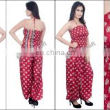 Fashion Wear Overalls Harem Pants Style jumpsuit-Afghani summer jumpsuit - formal jumpsuit- Silk Jumpsuits
