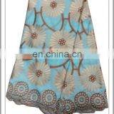 high quality swiss cotton voile lace(CH052C)