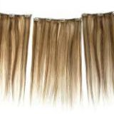 Blonde Soft And Luster Brazilian Curly Human Hair No Shedding Fade