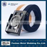 2013 exclusive design classic custom printed web belt