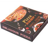 Custom Design Food Box Pizza Delivery Box Pizza Takeout Containers