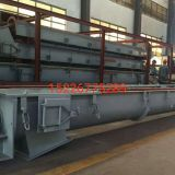 Stainless steel screw conveyor, heat preservation screw conveyor