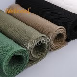 Wholesale free sample honeycomb keep air flow 400-500g/m2 3d spacer mesh fabric for car seat
