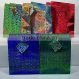 Promotional craft paper shopping bag
