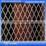 Certificate ISO:9001 Expanded Metal Mesh Machine Decorative Perforated Metal Screen Expanded Metal For Bbq Grill