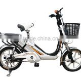 Chinese factory direct 48v two seat electric bike for sale