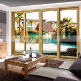 Double Glazed Aluminum Top Hung Awning Windows with beautiful photo frames