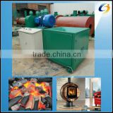Whole production line wood charcoal making machine/coconut shell charcoal making machine/shisha charcoal making machine