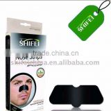 New SHIFEI series Charcoal Men Pore Blackhead Removal Deep Cleaning Nose strips