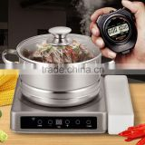 10S Fast heating electric steam cooker 110v 220v