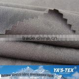 China Suppliers Durable Waterproof Breathable Polyester Stretch Bamboo Fiber Fabric